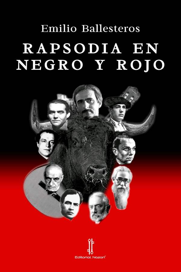 Rapsodia en negro y rojo - Emilio Ballesteros