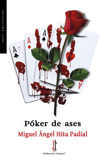Póker de ases - Miguel Ángel Hita Padial - Portada