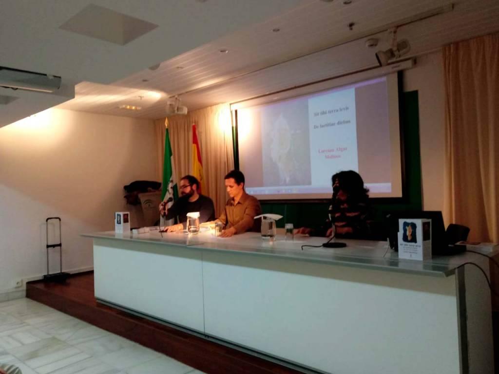 Sit tibi tera levis I - Lorenzo Algar - Biblioteca Huelva 03