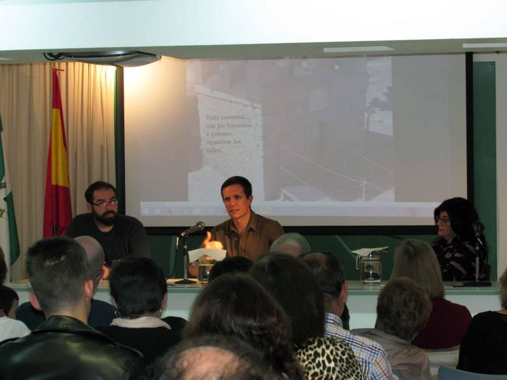 Sit tibi tera levis I - Lorenzo Algar - Biblioteca Huelva 04