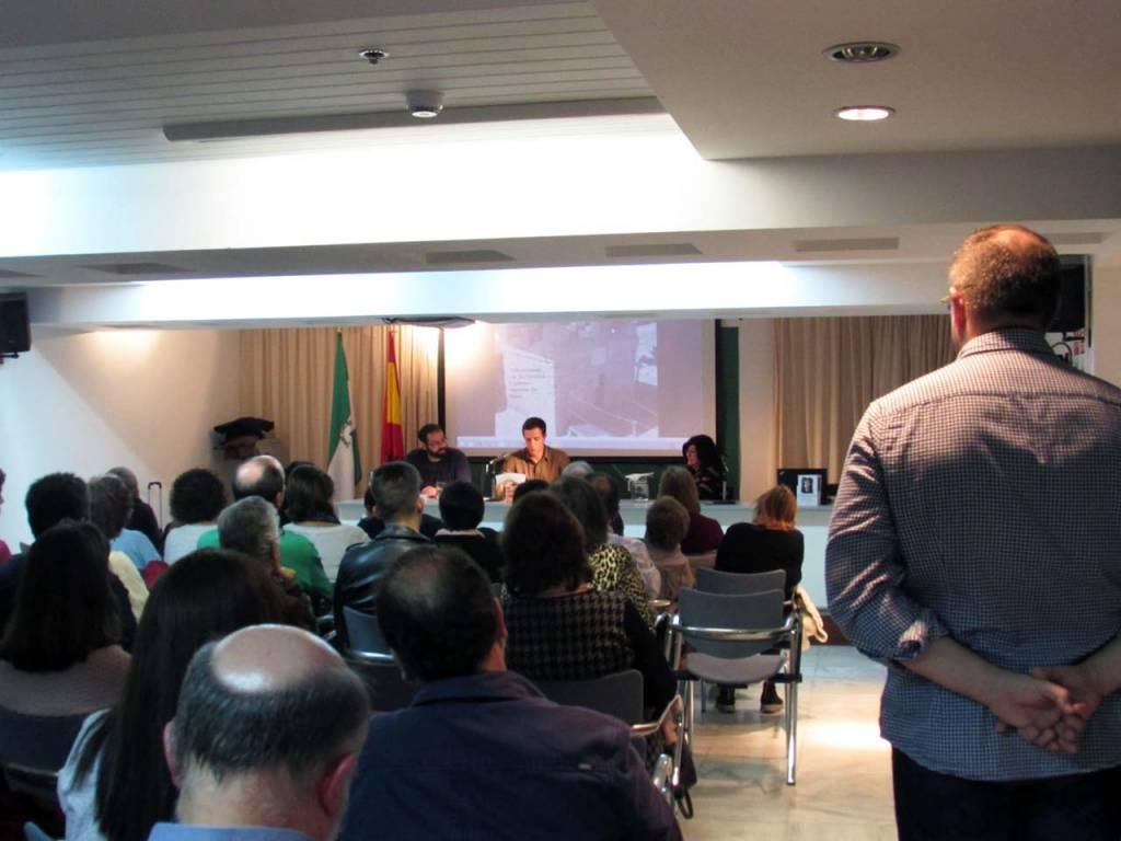 Sit tibi tera levis I - Lorenzo Algar - Biblioteca Huelva 06