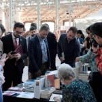 Consuelo de la Torre en la II Feria del Libro Hispanoárabe-Madrid 04