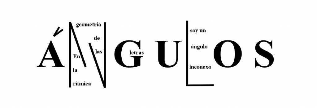 'Ángulos', por Mª Jesús Muñoz