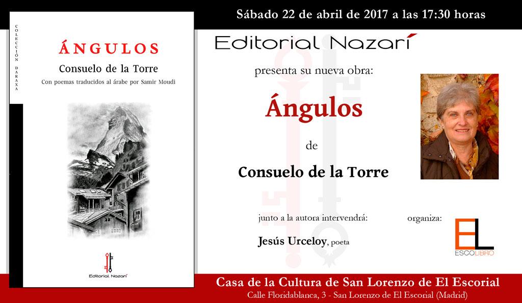Ángulos - Consuelo de la Torre - El Escorial