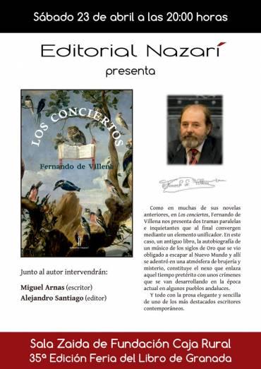 'Los conciertos' en la FLG