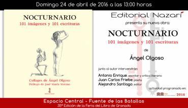 'Nocturnario' en la FLG