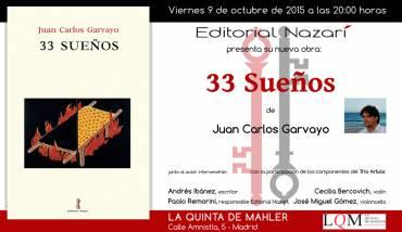 '33 Sueños' en Madrid