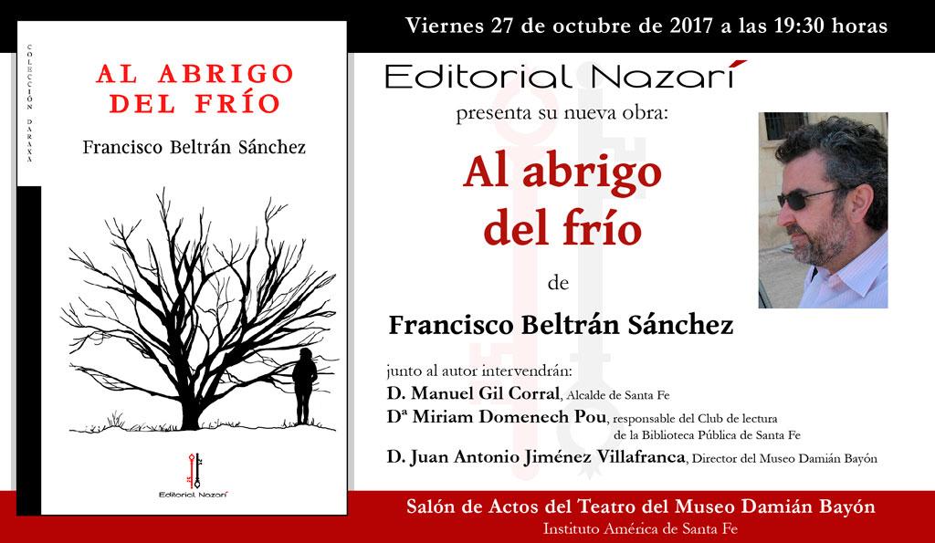 Al abrigo del frío - Francisco Beltrán Sánchez - Santa Fe