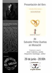 Alianzas - Salvador Pérez Dueñas - Monachil