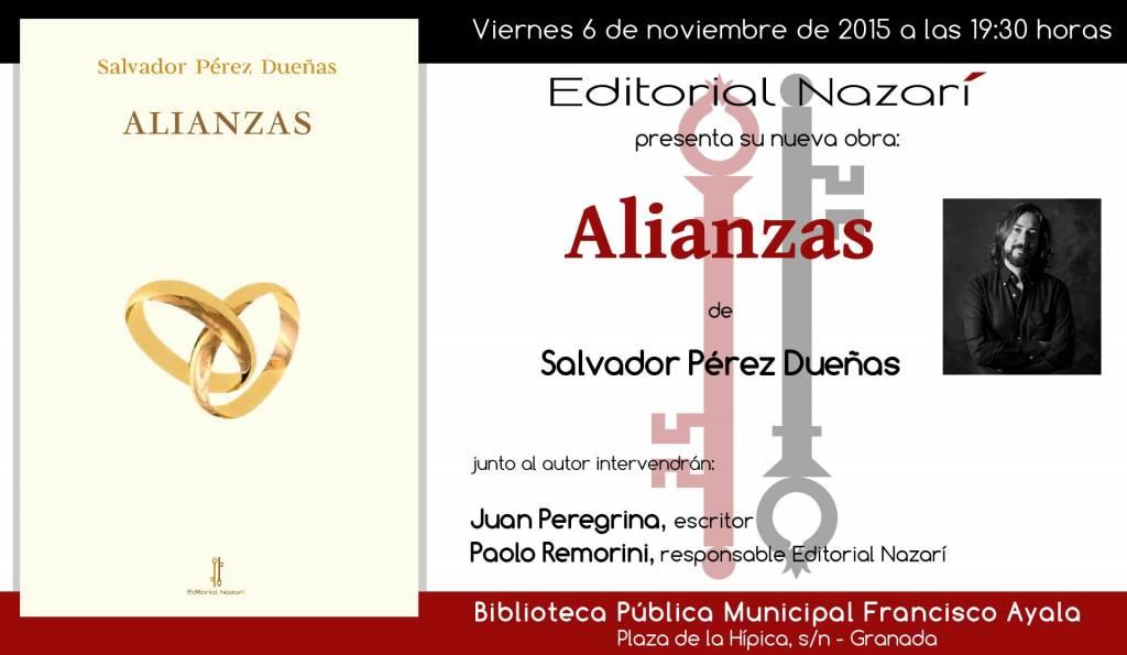 Alianzas - Salvador Pérez Dueñas - Granada