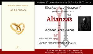 Alianzas - Salvador Pérez Dueñas - Guadix