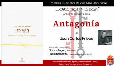 'Antagonía' en la FLG