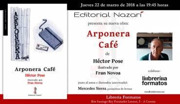'Arponera Café'en A Coruña