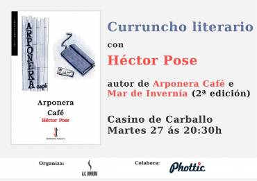 'Arponera Café'en Carballo