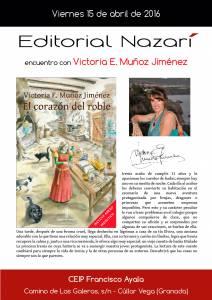 El corazón del roble - Victoria E. Muñoz Jiménez - Francisco Ayala - Cúllar Vega