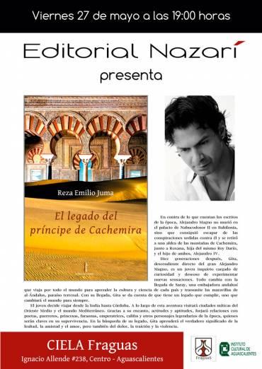 'El legado del príncipe de Cachemira' en Aguascalientes (México)