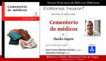 'Cementerio de médicos' en Madrid