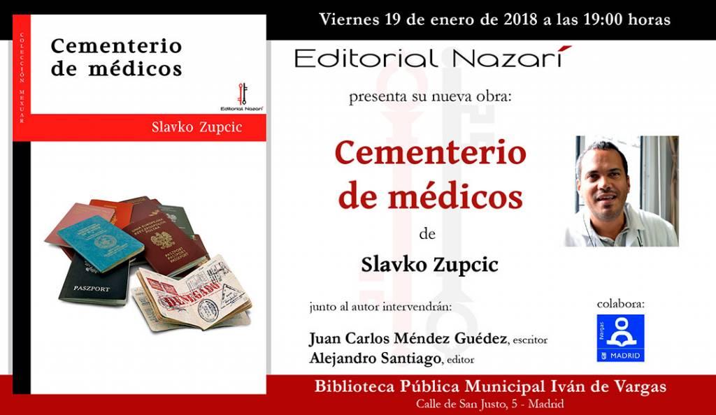 Cementerio de médicos - Slavko Zupcic - Madrid