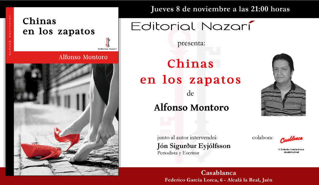 Chinas en los zapatos - Alfonso Montoro - Alcalá la Real