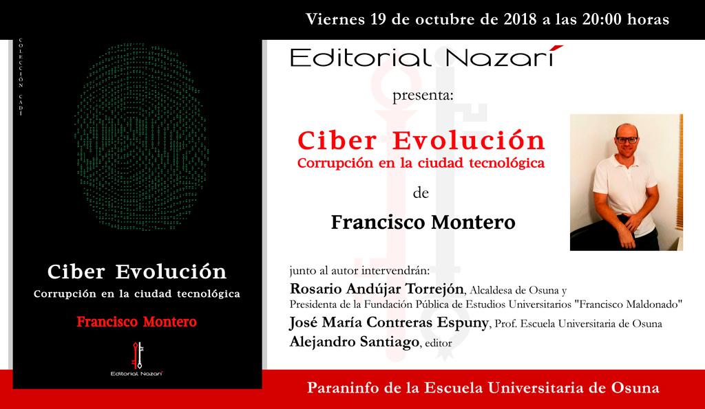 Ciber Evolución - Francisco Montero - Osuna