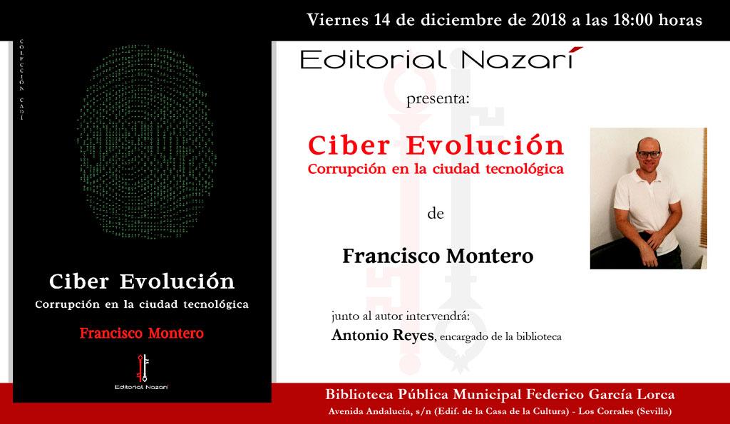 Ciber Evolución - Francisco Montero - Los Corrales