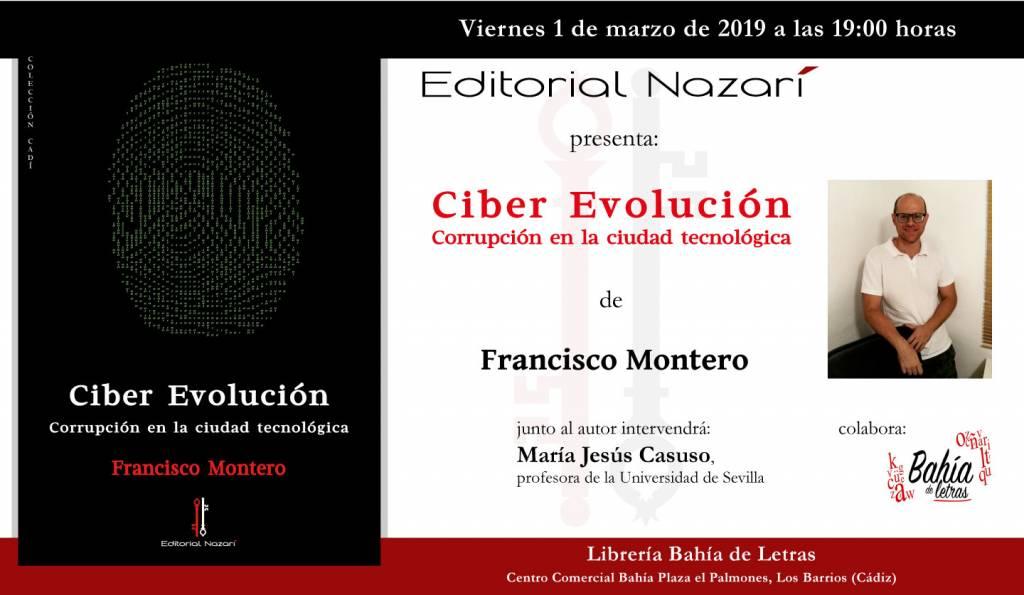 Ciber Evolución - Francisco Montero - Los Barrios