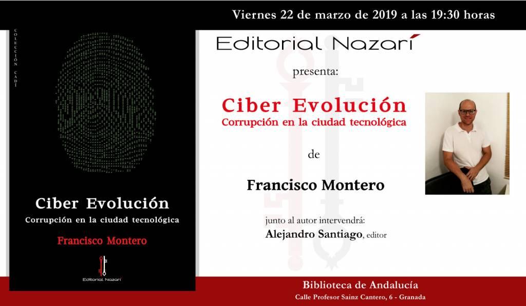 Ciber Evolución - Francisco Montero - Granada