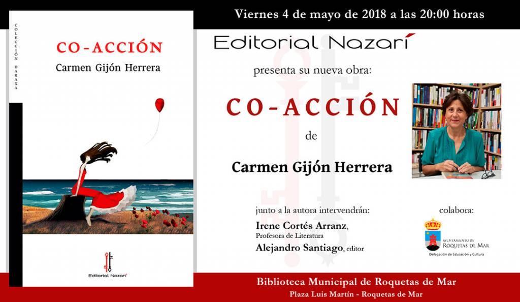 Co-Acción - Carmen Gijón Herrera - Roquetas de Mar