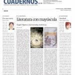 Cuentos de otro mundo - Ángel Olgoso - Cuadernos del Sur