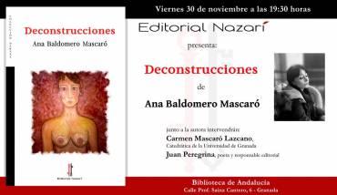 'Deconstrucciones' en Granada
