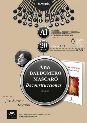 'Deconstrucciones' en Almería