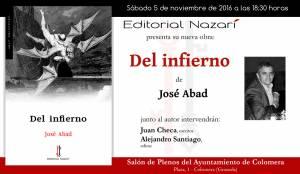 Del infierno - José Abad - Colomera