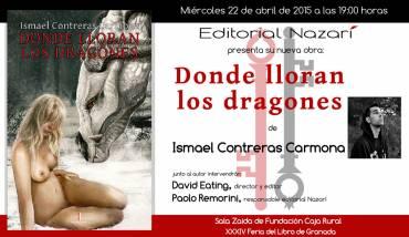 'Donde lloran los dragones' en la FLG