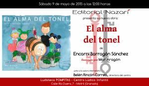 El alma del tonel - Encarni Barragán Sánchez - Motril
