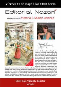 El corazón del roble - Victoria E. Muñoz Jiménez - Mogón