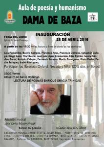 El recuerdo nunca duerme - José Luis López Enamorado - Aula humanismo Dama de Baza