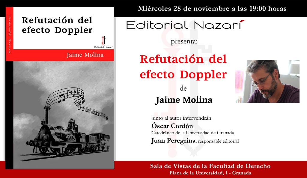 Refutación del efecto Doppler - Jaime Molina - Granada