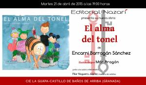 El alma del tonel - Encarni Barragán - La Guapa - Castilo de Baños de Arriba