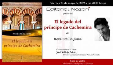 'El legado del príncipe de Cachemira' en Granada