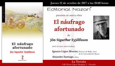 'El náufrago afortunado' en Granada
