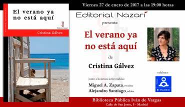 'El verano ya no está aquí' de Madrid