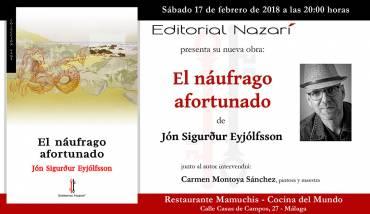 'El náufrago afortunado' en Málaga