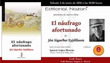 'El náufrago afortunado' en Murcia