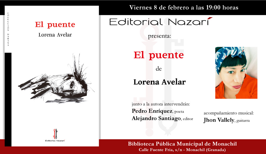 El puente - Lorena Avelar - Monachil