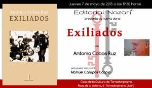 Exiliados - Antonio Cobos Ruz - Torredonjimeno