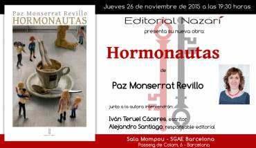 'Hormonautas' en Barcelona