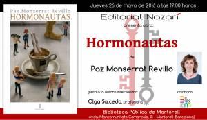 Hormonautas - Paz Monserrat Revillo - Martorell