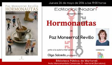 'Hormonautas' en Martorell