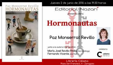 'Hormonautas' en Zaragoza