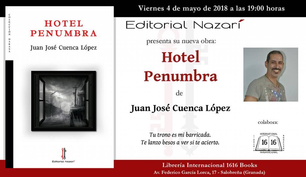 Hotel Penumbra - Juan José Cuenca López - Salobreña